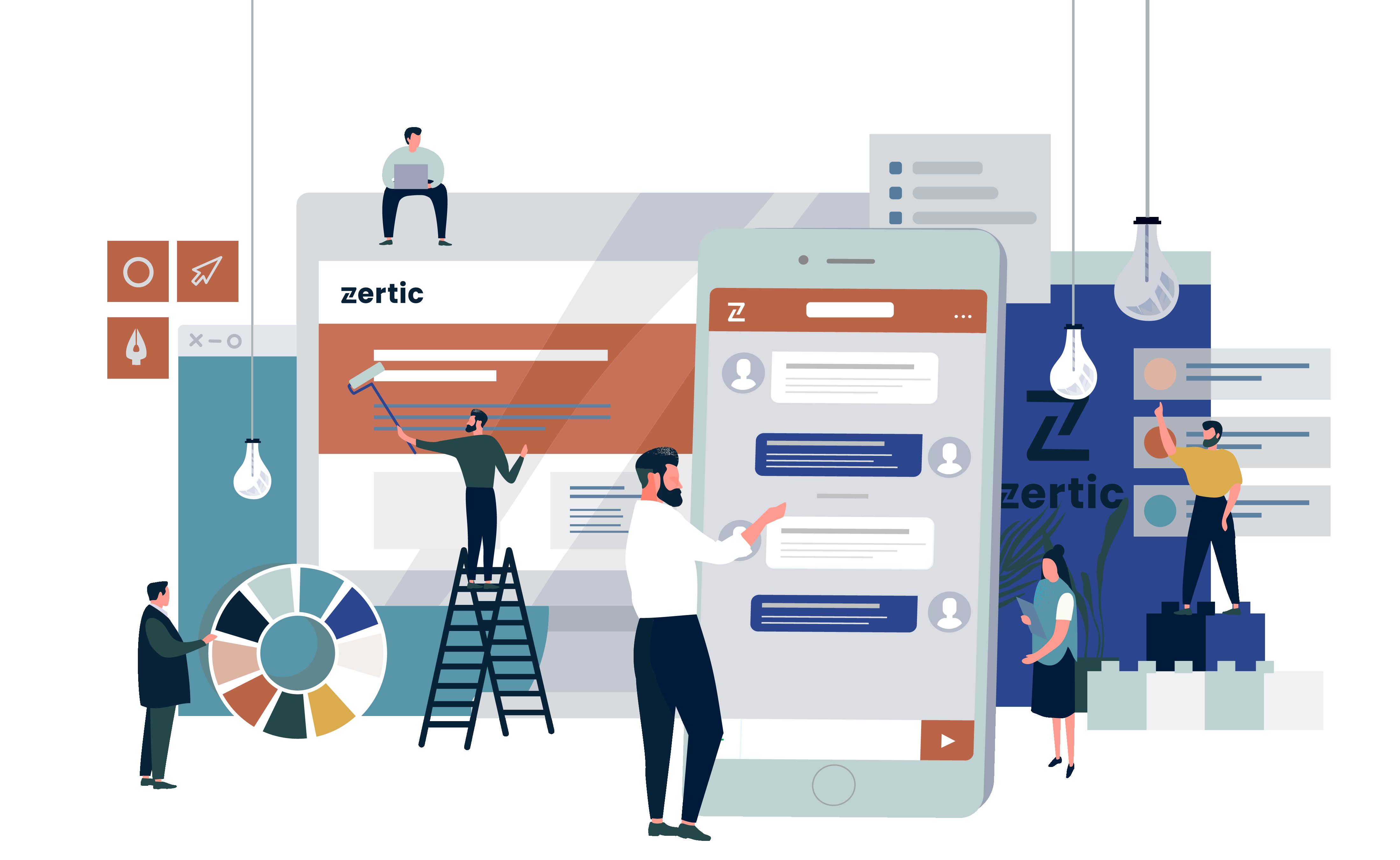 zertic - test, inspection, certification software