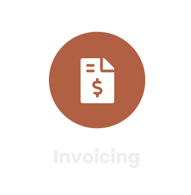 certification software invoicing module