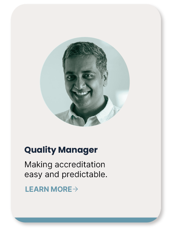certification software for quality managers