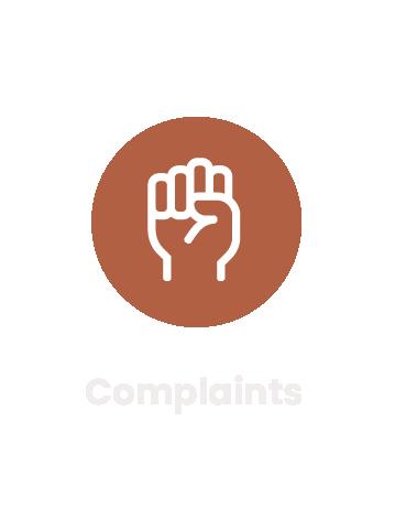 certification software complaints module