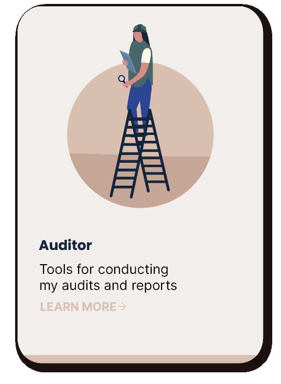 certification software for auditors