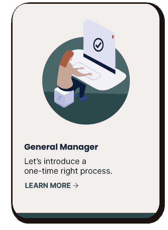certification software for general manangers