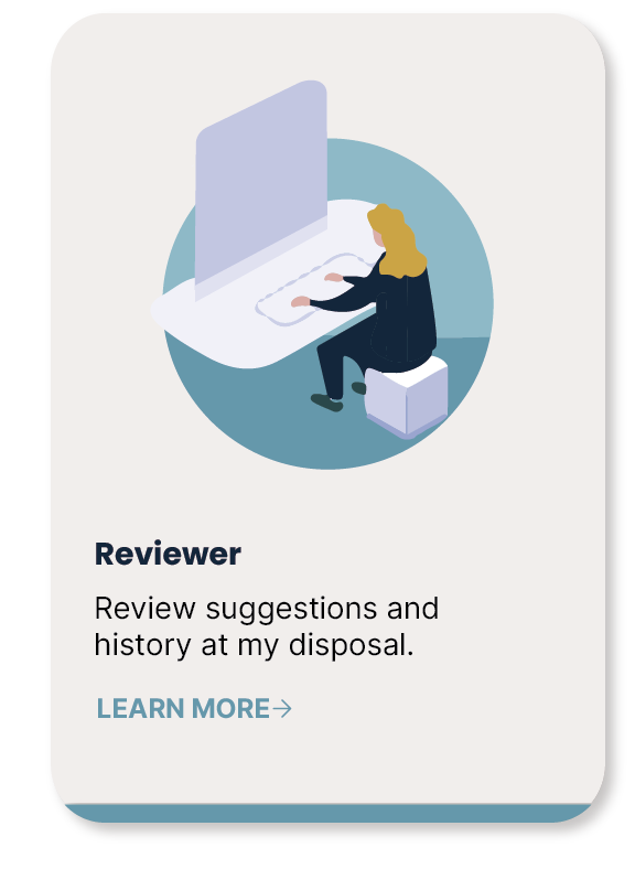 certification software for reviewers