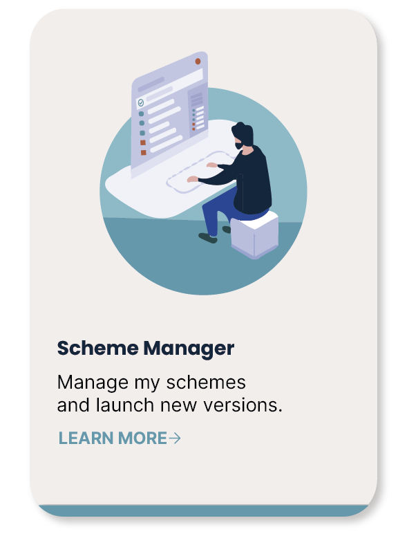 certification software for scheme manager